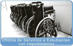 La Oficina de Servicios a Estudiantes con Impedimentos (OSEI)