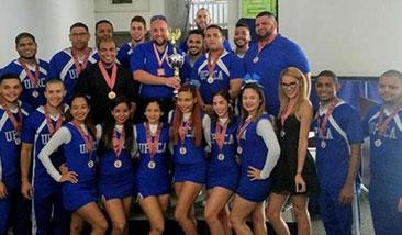 Jaguares de la UPR de Carolina ya son medallistas de la LAI