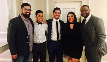 Premian a estudiantes de la UPR de Carolina en festival de publicidad