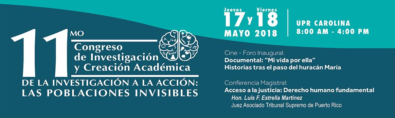 Congreso de Investigación y Creación Académica
