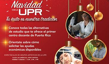 Navidad con UPR
